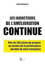 Download this eBook Les inducteurs de l'amélioration continue