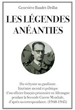 Download this eBook Les légendes anéanties