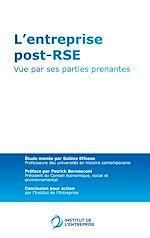 Téléchargez le livre :  L'entreprise post-RSE - Tome 2