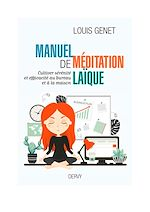 Download this eBook Manuel de méditation laïque