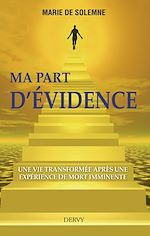 Download this eBook Ma part d'évidence