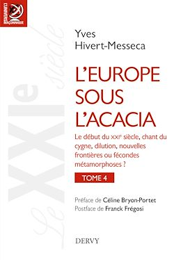 Download the eBook: L'Europe sous l'Acacia - tome 04