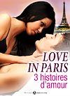 Télécharger le livre :  Love in Paris - 3 histoires d'amour
