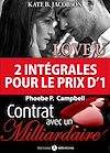 Télécharger le livre :  2 intégrales pour le prix d'1 : Love U + Contrat avec un milliardaire