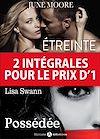 Télécharger le livre :  2 intégrales pour le prix d'1 : Étreinte + Possédée