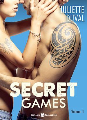Téléchargez le livre :  Secret Games - 1