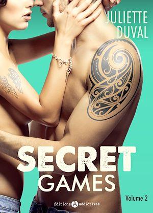 Téléchargez le livre :  Secret Games - 2
