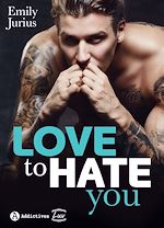 Download this eBook Love to Hate You - Teaser