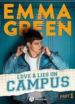 Télécharger le livre :  Love & Lies on campus, Part 1