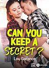 Télécharger le livre :  Can You Keep a Secret ? - Teaser