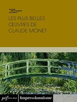 Download this eBook Les plus belles œuvres de Claude Monet