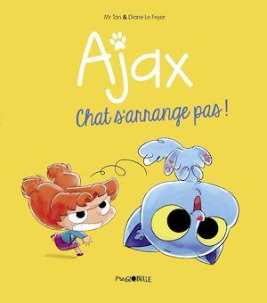 Téléchargez le livre :  Ajax, Tome 02