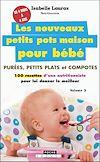 Télécharger le livre :  Les nouveaux petits pots maison pour bébé