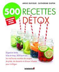 Téléchargez le livre :  500 recettes détox