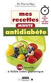 Télécharger le livre :  Mes recettes minute antidiabète