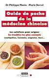 Télécharger le livre :  Guide de poche de la médecine chinoise