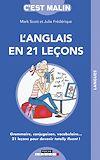Télécharger le livre :  L'anglais en 21 leçons, c'est malin