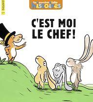 Téléchargez le livre :  Le lapin à lunettes-C'est moi le chef ?