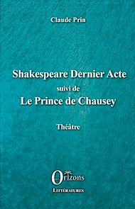 Téléchargez le livre :  Shakespeare Dernier acte