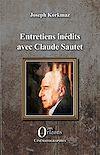 Télécharger le livre :  Entretiens inédits avec Claude Sautet
