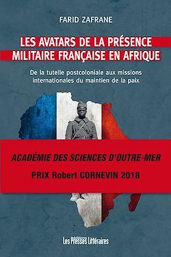 Download the eBook: Les avatars de la présence militaire française en Afrique