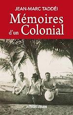 Download this eBook Mémoires d'un Colonial