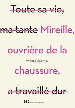Download this eBook Mireille, ouvrière de la chaussure