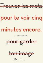 Download this eBook Pour te voir cinq minutes encore