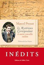 Download this eBook Le Mystérieux Correspondant et autres nouvelles inédites