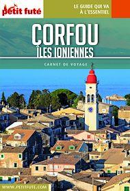 Téléchargez le livre :  CORFOU / ÏLES IONIENNES 2018 Carnet Petit Futé