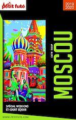 Téléchargez le livre :  MOSCOU CITY TRIP 2019/2020 City trip Petit Futé