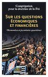 Télécharger le livre :  Sur les questions économiques et financières