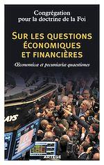 Download this eBook Sur les questions économiques et financières