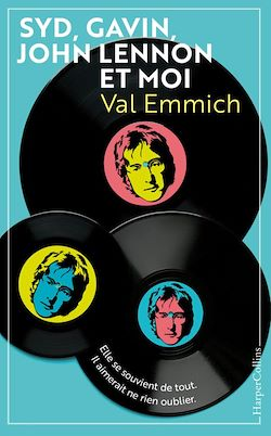 Syd, Gavin, John Lennon & moi