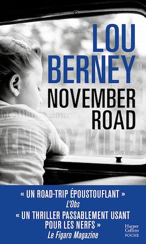 Téléchargez le livre :  November Road (version française)