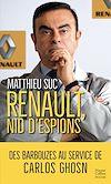 Télécharger le livre :  Renault, nid d'espions