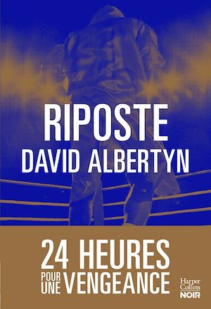 Riposte | Albertyn, David. Auteur