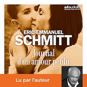 Journal d'un amour perdu | Schmitt, Éric-Emmanuel. Auteur