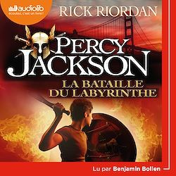 Download the eBook: Percy Jackson 4 - La Bataille du labyrinthe