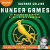 Télécharger le livre :  Hunger Games - La Ballade du serpent et de l'oiseau chanteur
