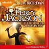 Percy Jackson 5 - Le Dernier Olympien