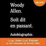 Download this eBook Soit dit en passant - Autobiographie
