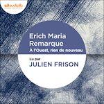 Download this eBook À l'Ouest, rien de nouveau
