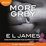 Download this eBook More Grey - Cinquante nuances plus claires par Christian