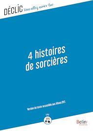 Téléchargez le livre :  4 Histoires de sorcières
