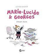 Marie-Lucide et Georges | Delacroix, Clothilde