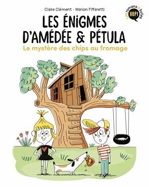 Les énigmes d'Amédée et Pétula, Tome 01