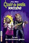 Télécharger le livre :  Monsterland, Tome 08