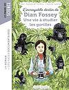 Télécharger le livre :  L'incroyable destin de Dian Fossey, une vie à étudier les gorilles