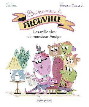 Téléchargez le livre :  Les milles vies de Monsieur Poulpe